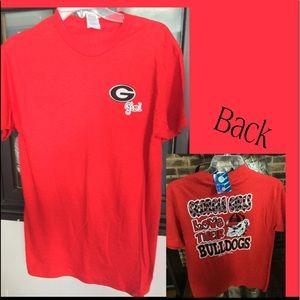 💥 Cute ! NWT  Georgia Girl T-Shirt